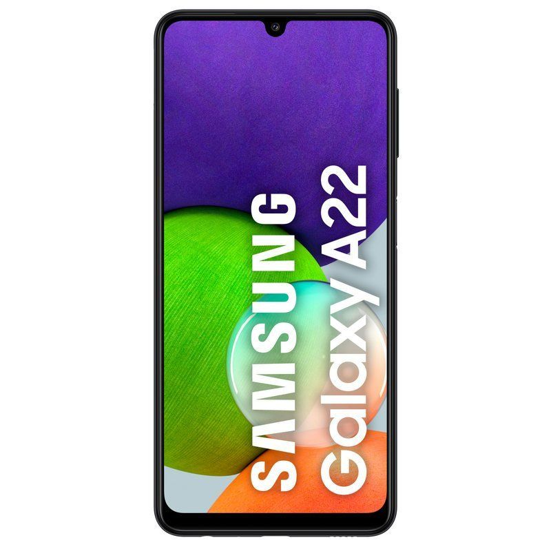 22 samsung galaxy a22 128gb negro libre comprar